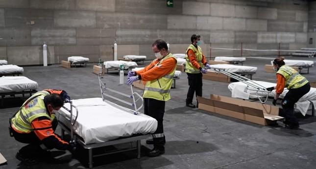 ارتفاع عدد وفيات كورونا إلى 1720 والإصابات تفوق 28 ألفا في إسبانيا