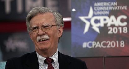 How will super-hawk Bolton advise Trump? Take a look at his tweets