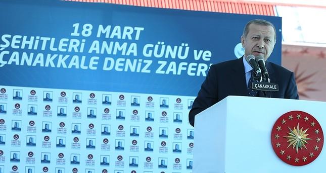 أردوغان: النظام الرئاسي سيؤدي إلى تعزيز الأمن والاستقرار في البلاد