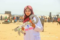 Israeli fire kills 21-year-old Palestinian medic in the Gaza Strip