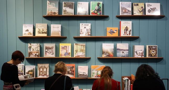Türkische Literatur auf 69. Frankfurter Buchmesse