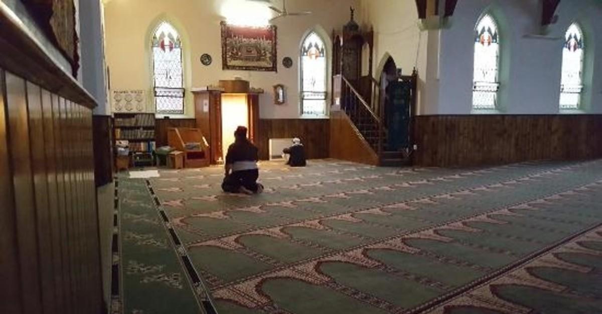 Geelong Mosque Website
