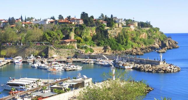 Kaleiçi, Antalya