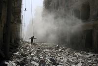 US-led airstrikes kill nearly 12,000 civilians