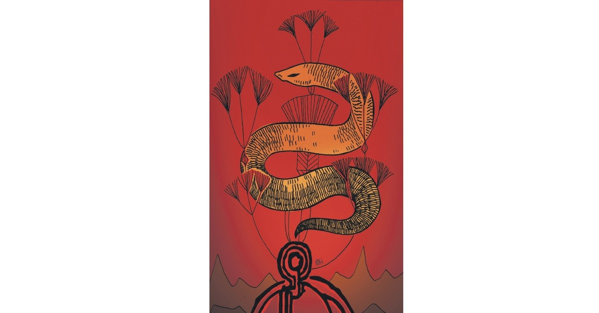 Aslu0131 Ekim exhibits nearly 40 artworks on  mythological characters in u201cNight Travelers.u201d