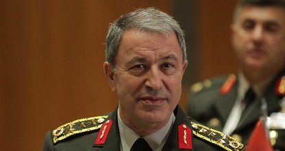 pTurkish counterpart Hulusi Akar and Iraqi Army Chief of Staff Gen. Othman al-Ghanimi met on Saturday in Ankara to discuss the Kurdish Regional Government's (KRG) referendum and other regional...
