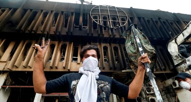 احتجاجات البصرة العراقية.. ارتفاع عدد القتلى وحرق مزيد من المقار الحكومية