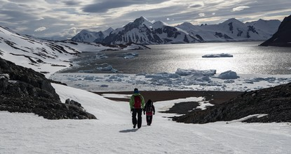 Turkish science base in Antarctica welcomes first guests