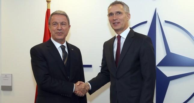أمين عام الناتو: أعضاء الحلف متضامنون مع تركيا في هذه الفترة التي تتسم بتحديات أمنية صعبة