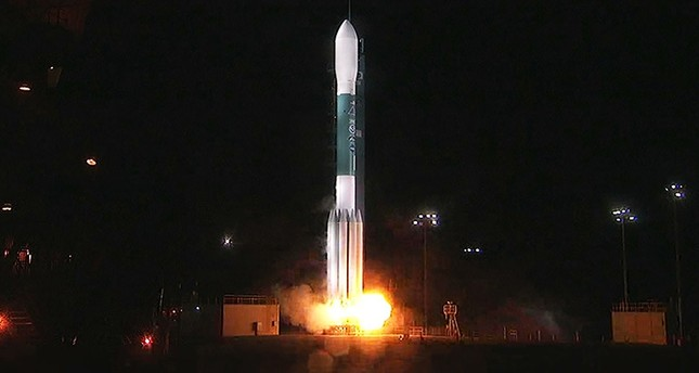 NASA launches next-generation US weather satellite
