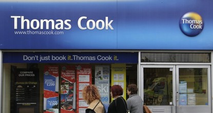 After recently building stake, Turkish tour operator now reported to acquire Thomas Cook