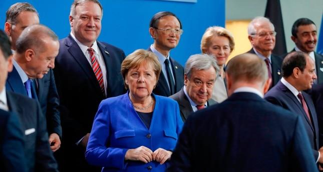 إعلان برلين.. المشاركون يتفقون على وقف الدعم العسكري لأطراف النزاع الليبي