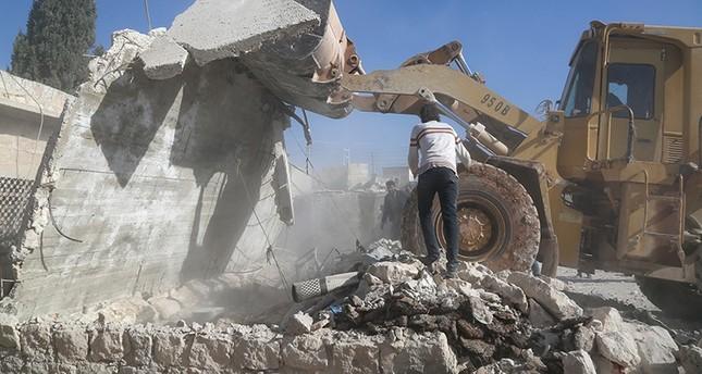 613 قتيلاً حصيلة 13 يوماً من القصف المكثف على حلب