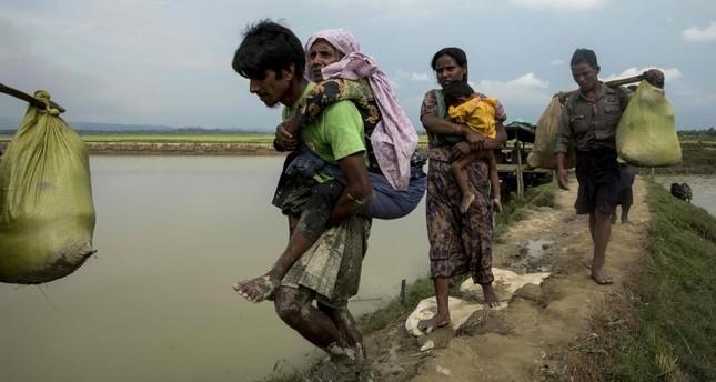 الجنائية الدولية تعلن اختصاصها بالتحقيق في تهجير ميانمار للروهنغيا