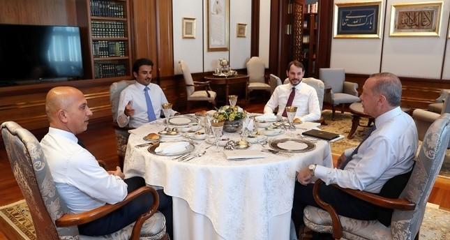 أمير قطر يتعهد بتخصيص15 مليار دولار كاستثمارات مباشرة في تركيا
