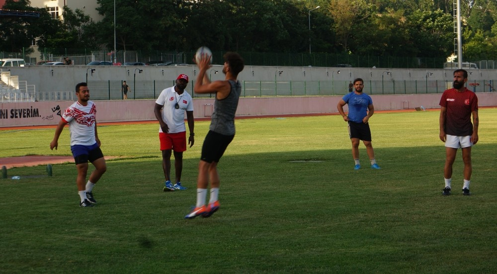 Turkish rugby nationals completed their final preparations in Edirne.