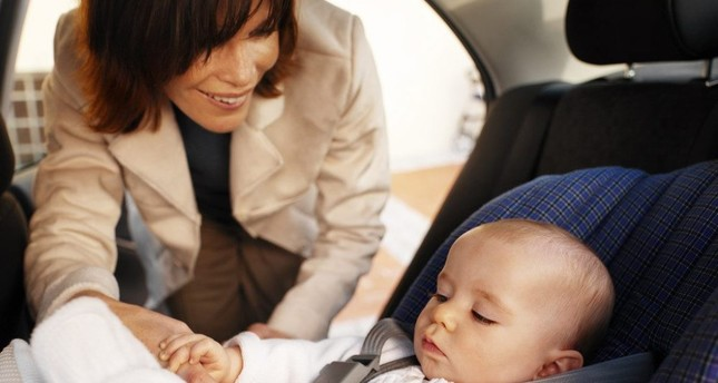 Travel safe with kids on road, air