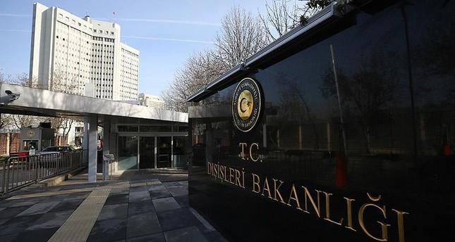 الخارجية التركية تقدم تعازيها لفرنسا شعبا وحكومة في ضحايا انفجار المخبز أمس