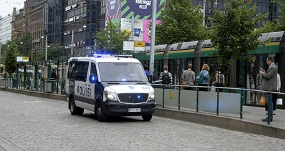 pAt least six people were left wounded and two people are dead following stabbings at the Puutori-Market Square in the Finnish southwestern city of Turku, Finnish police said Friday./p