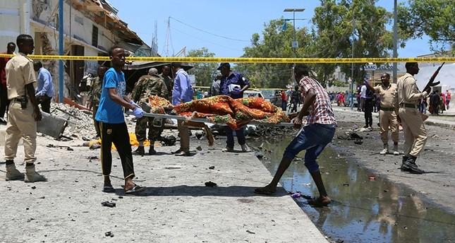 نجاة قائد القوات المسلحة الصومالية من تفجير استهدف موكبه