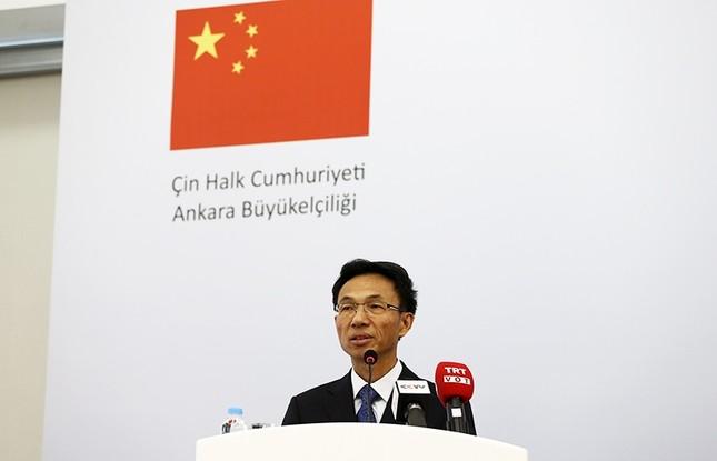 China ready to discuss Turkey's membership into Shanghai pact, says ambassador
