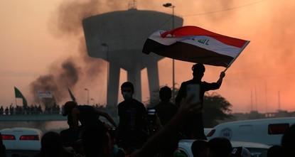 12 человек погибли в результате протестов в Багдаде