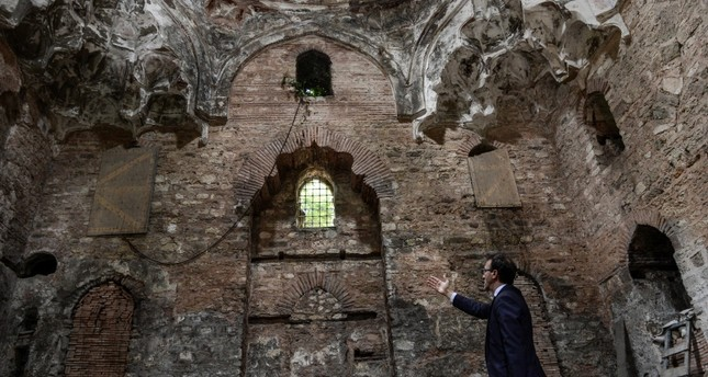 Ottoman bathhouse in Istanbul's Sultanahmet goes on sale for $3.5 million