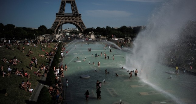 ثلاث حالات وفاة جديدة في فرنسا بسبب موجة الحر