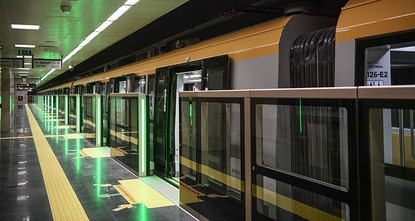 Ümraniye-Çekmeköy line to open on Oct. 21