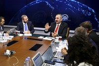 Justice Minister Abdulhamit Gül said Thursday that he hopes positive developments will soon take place regarding the visa spat, a day after Turkish and U.S. delegations held discussions over the...