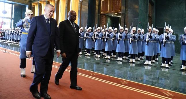 Erdoğan appelliert für Gewährleistung von demokratischen Prozessen im Sudan