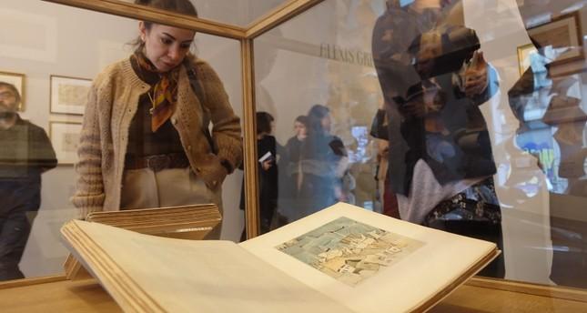 الماضي والحاضر في معارض النحت والرسم في إسطنبول