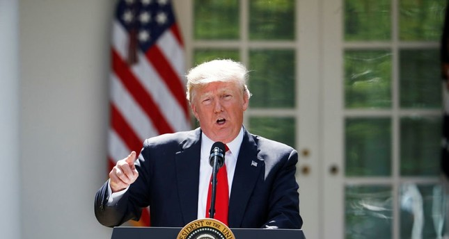 Trump announces withdrawal from Paris climate deal: official