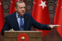 President Recep Tayyip Erdoğan ratified on Friday the constitutional reform package, in a move which paves the way for referendum.  Parliament approved the constitutional amendments on Jan. 21,...