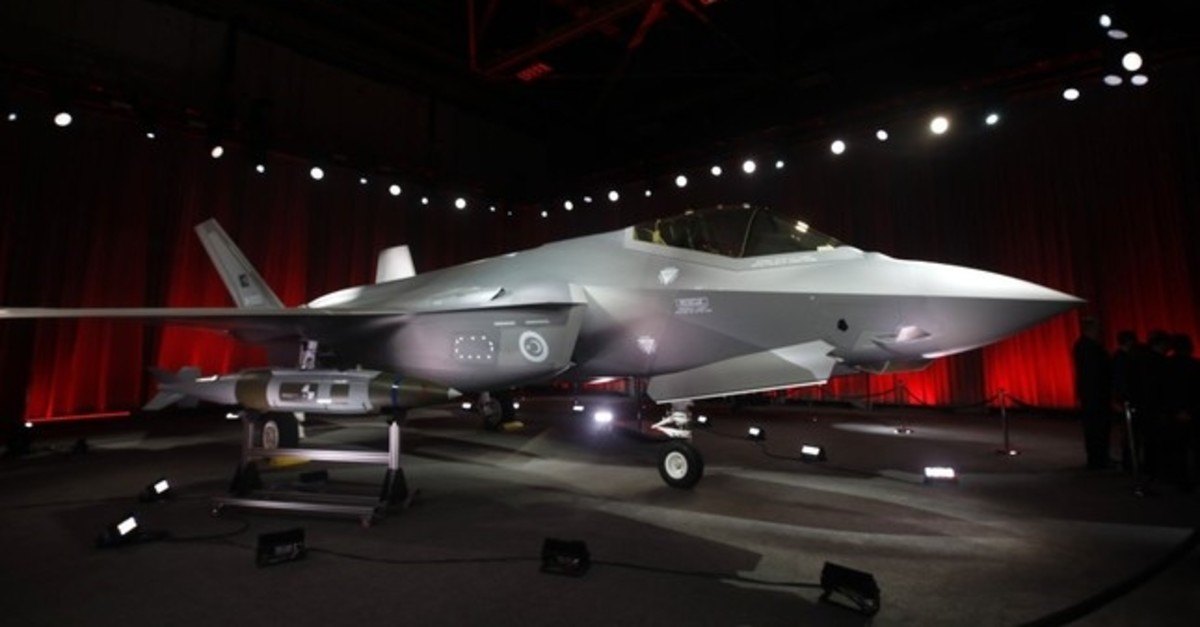 Although Turkey has received four F-35 stealth fighter jets in the last year and sent Turkish pilots and engineers to Arizona for training, the U.S. removed Turkish partners from the program over its S-400 missile system purchase from Russia.