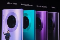 Huawei launches sanction-hit flagship smartphone