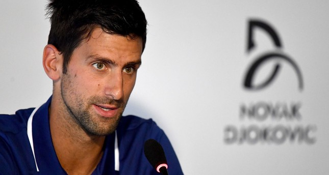 Djokovic out for the season due to injured elbow