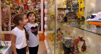 Istanbul Toy Museum to send letters to toy museums across globe to celebrate its 14th anniversary