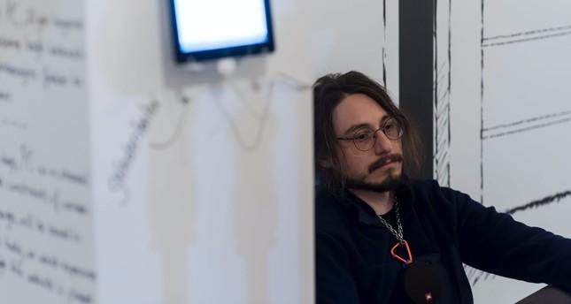 """Batu Bozoğlu in """"Project Amulet."""""""