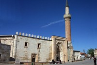 Seljuk mosques display Turkish-Islamic design elements
