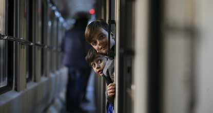 All abroad the Eastern Express: Diabetic children dismiss worries with travels