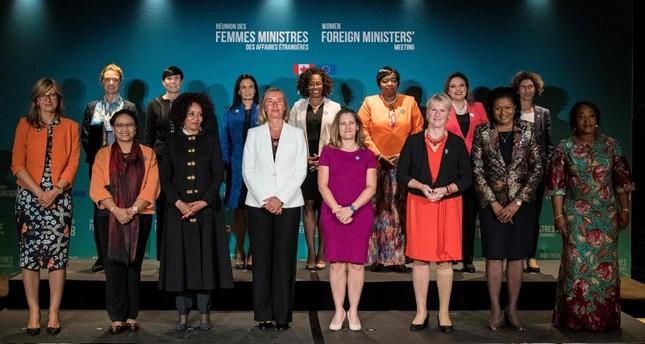 وزيرات خارجية عدد من دول العالم يعقدن اجتماعاً نوعياً في كندا