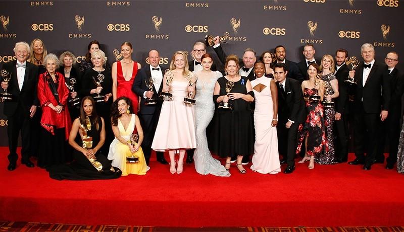 69th Primetime Emmy Awards u2013 Photo Room u2013 Los Angeles, California, U.S., 17.09.2017 (Reuters Photo)