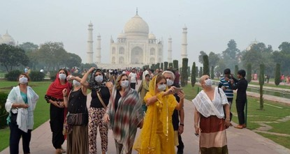 'This city is not livable': New Delhi citizens face foul air