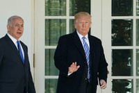 Palestinian Authority to sue Trump, Netanyahu at ICC