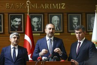 Turkey exposed the cover up of Khashoggi murder, justice minister says