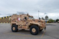 Turkish defense firm's armored vehicle to serve emergency services