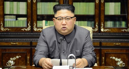 pNorth Korea's Supreme Leader Kim Jong Un said in a rare statement on Friday the North will consider the highest level of hard-line countermeasure in history against the United States in response...