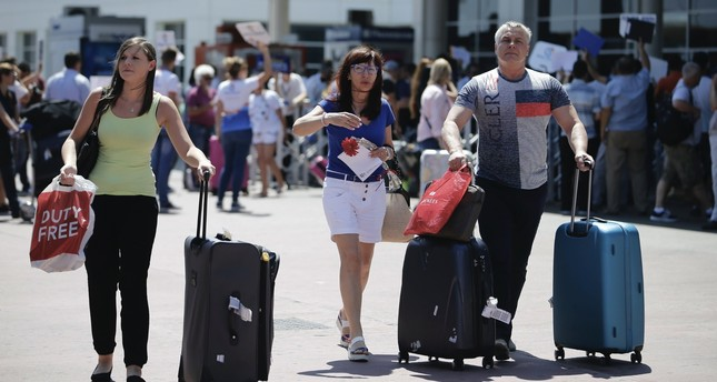 Number of Russian tourists to Antalya sees record in May
