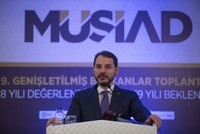Finance Minister Albayrak: Fiscal discipline continues to be important anchor of Turkish economy